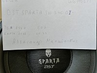 Dynamic State SPARTA SW3.40D1